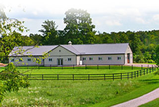 Agricultural Cost Guide for Horse Stables & Barns - Douglas Cost Guide