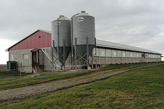 Agricultural Cost Guide for Dairy Barns - Douglas Cost Guide