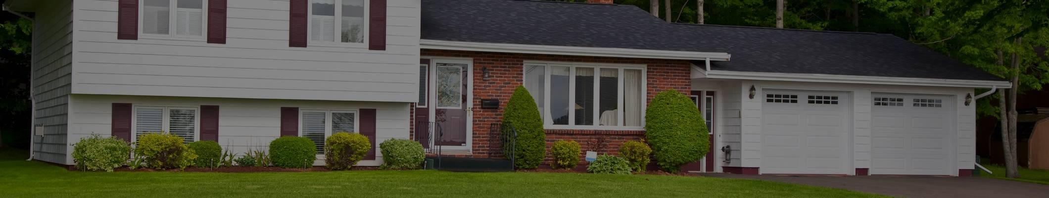 Estimate the rebuild cost a side split or back split house