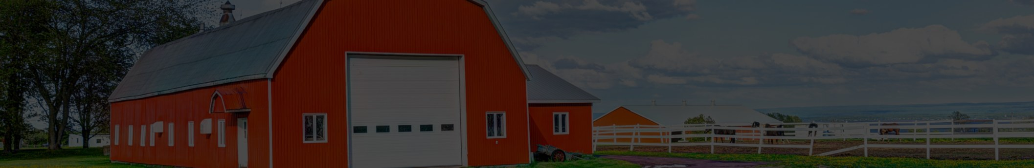 Estimate the Replacement Cost of Farm Machinery Storage