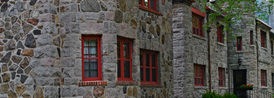 Estimating the Replacement Cost of a Fieldstone Home